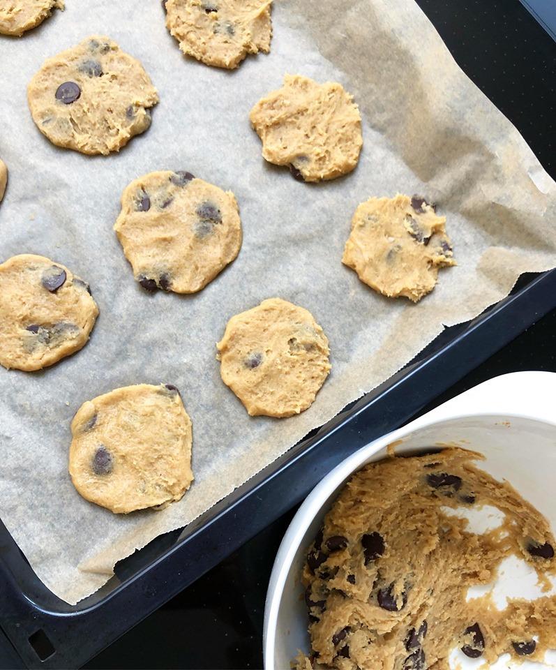Glutenfrie cookies
