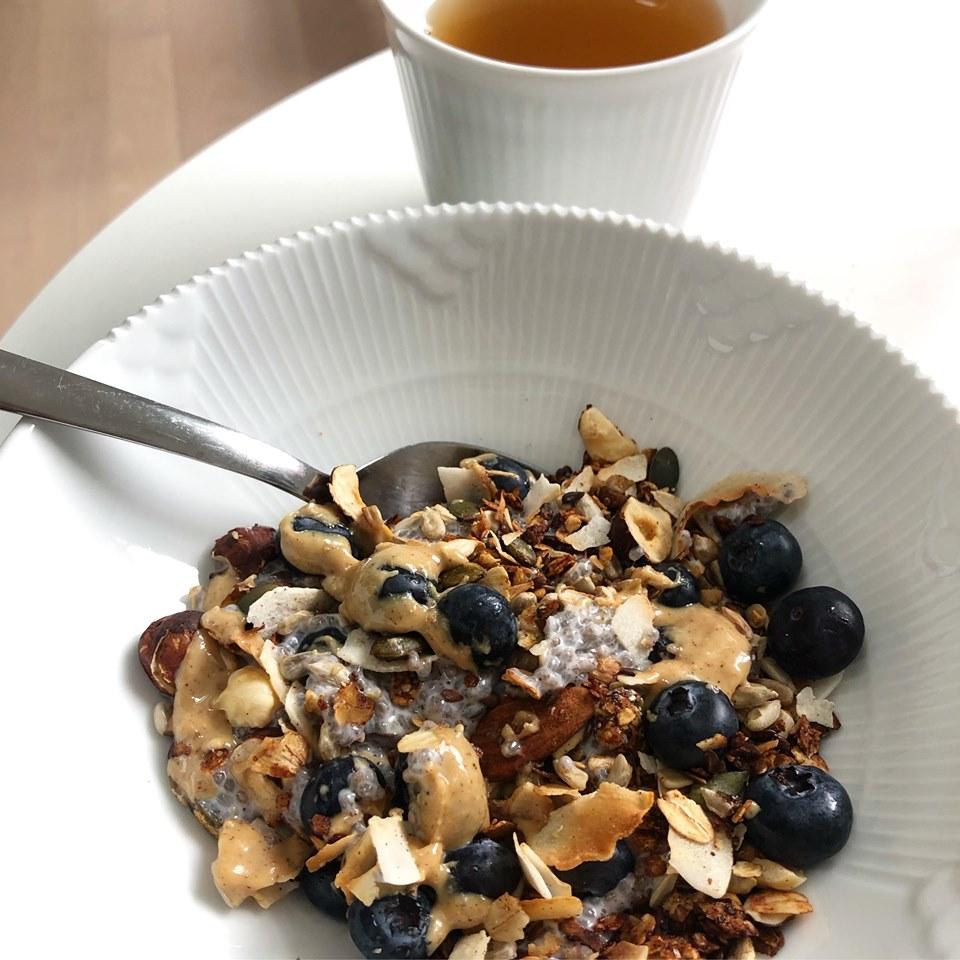 5 idéer til glutenfri morgenmad